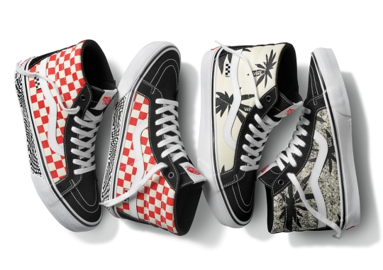 """Vans Celebrates The Life Of Jeff Grosso With The Sk8-Hi Led """"Grosso Forever"""" Collection"""