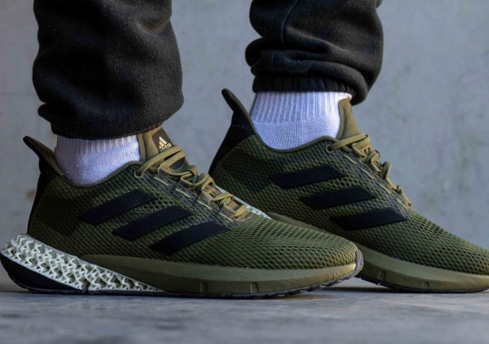 adidas Puts Weight On Their Heels With The New 4D Kick