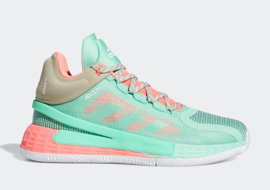 """adidas Brings Back The Famed """"Boardwalk"""" Colorway On Derrick Rose's D Rose 11"""