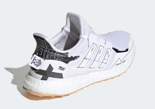 """The adidas UltraBOOST CLIMA Utilizes A """"Schematic"""" Look"""