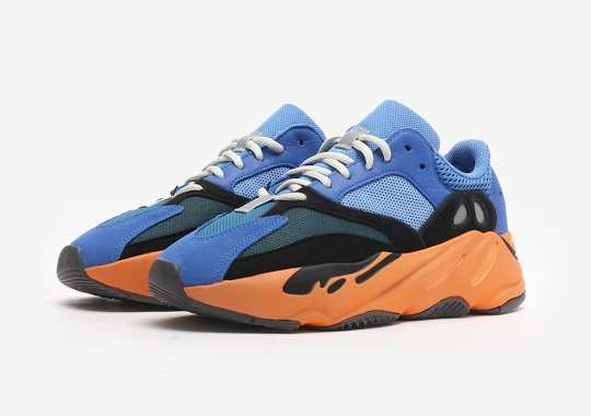 "The adidas Yeezy Boost 700 ""Bright Blue"" Releases Tomorrow"