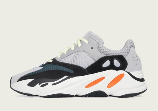 "The adidas Yeezy Boost 700 ""Wave Runner"" Restocks In August 2021"