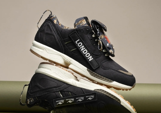 """adidas Dials Up The Utility With The ZX 8000 """"Out There"""""""