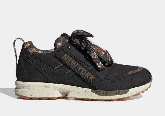 """New York And Los Angeles Connect On The adidas ZX 8000 """"Out There"""""""