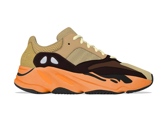 "The adidas Yeezy BOOST 700 ""Enflame Amber"" Set To Release In June"