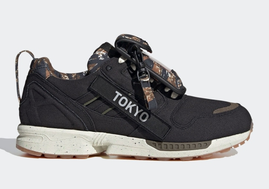 """Tokyo Rounds Out The adidas ZX 8000 """"Out There"""" Trio"""