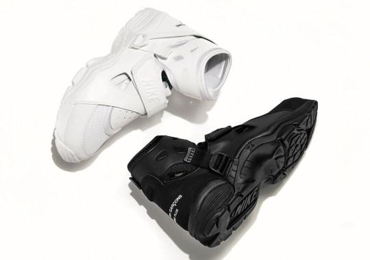 Comme des Garçons Homme Plus x Nike Air Carnivore Set For A May 1st Launch