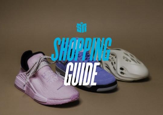 The Season's Best Pastel Sneakers Are In Bloom on eBay