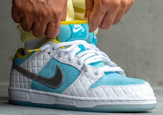 San Francisco's FTC Has A Nike SB Dunk Low Collaboration Coming