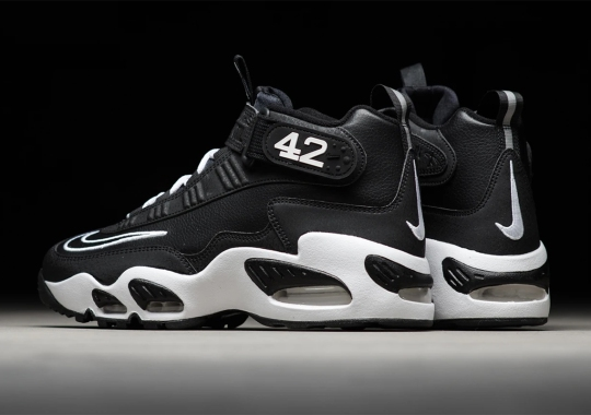 Ken Griffey Jr.'s Sneaker Tribute To Jackie Robinson Day Launches Tomorrow