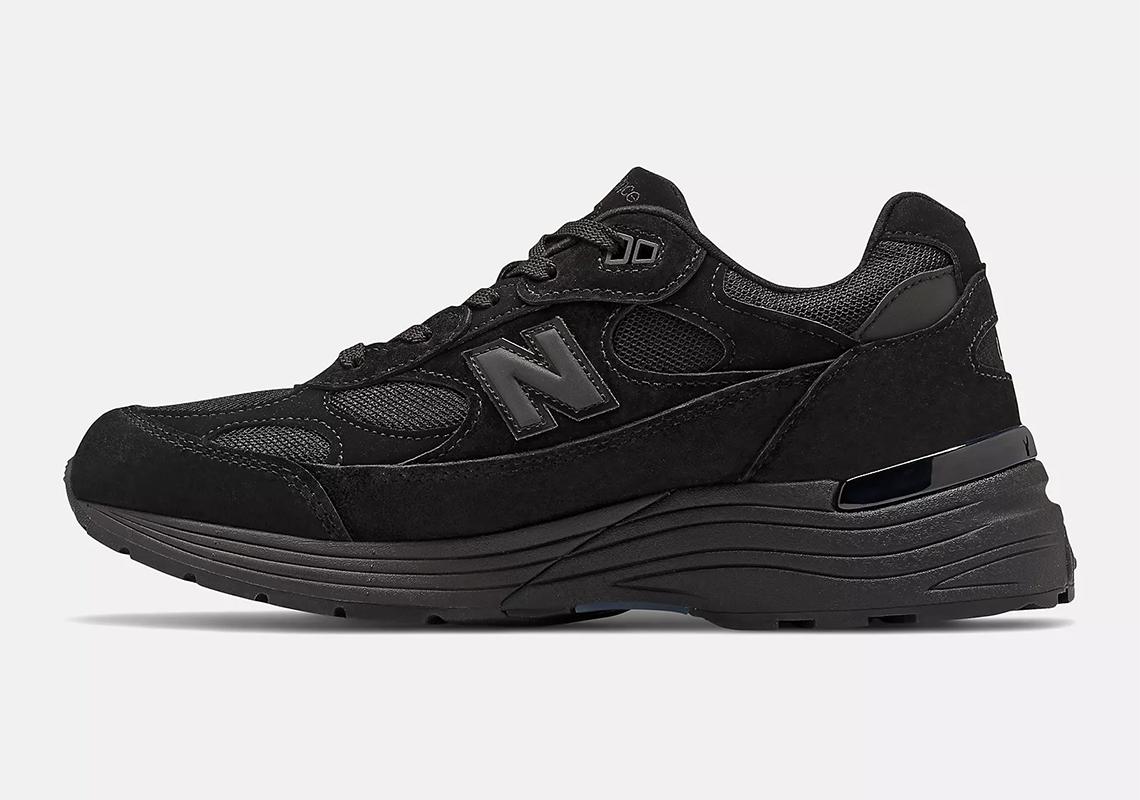 New Balance 992 M992EA Black   SneakerNews.com