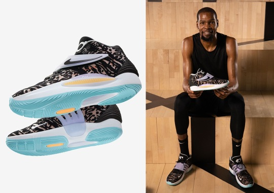 Kevin Durant's Air Presto-Inspired Nike KD 14 Launches This Week