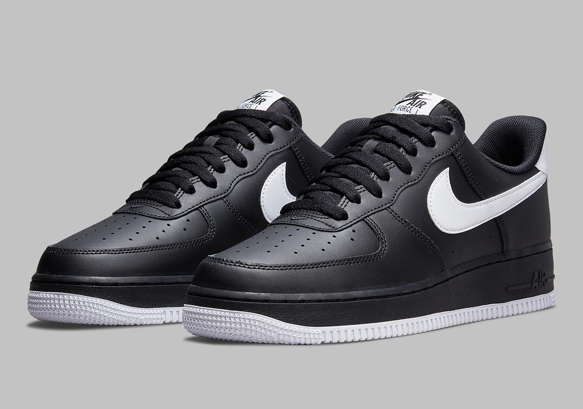 Nike Air Force 1 Low Black White DC2911-002 | SneakerNews.com