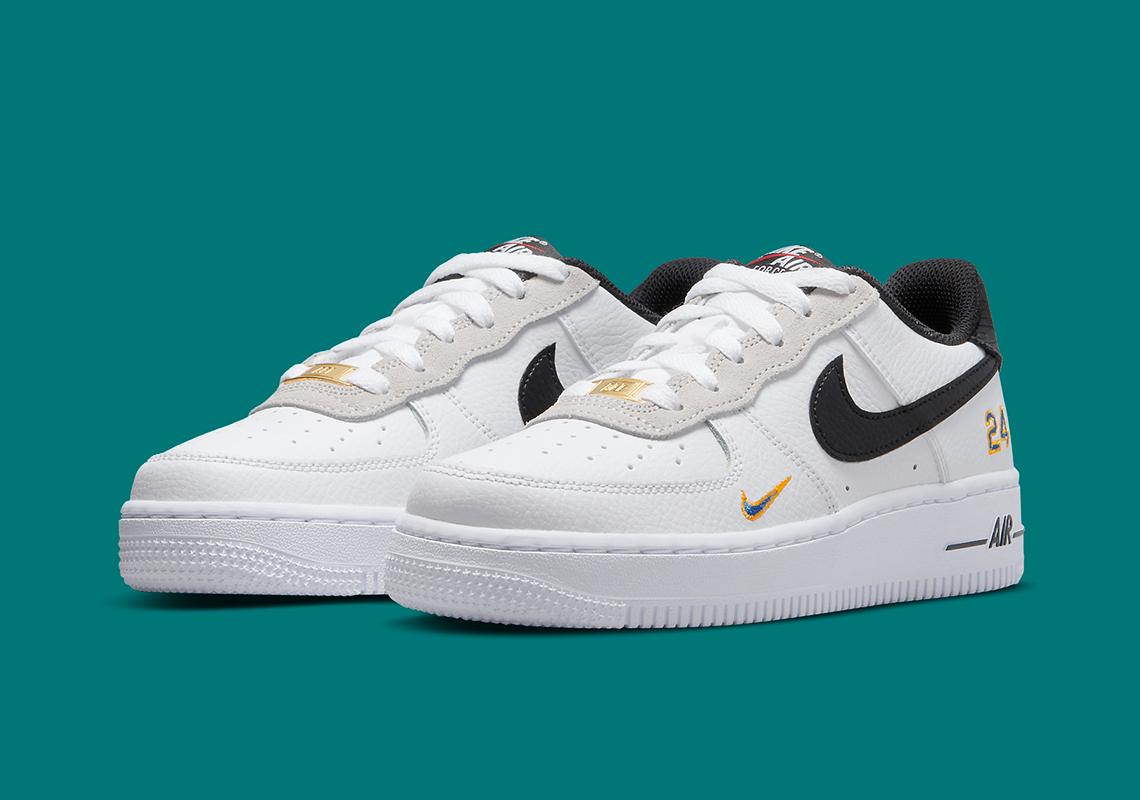 Nike Air Force 1 Ken Griffey Jr/Sr DJ5192-100 DJ5195-100 Release ...