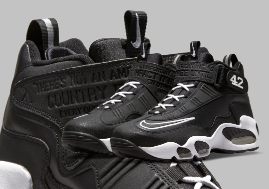 Nike Honors Jackie Robinson With The Air Griffey Max 1