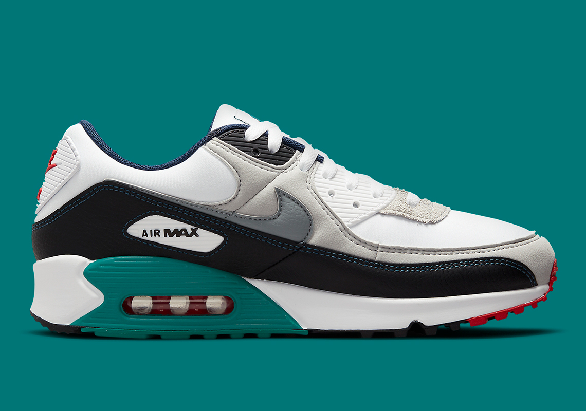 Nike Air Max 90 Griffey DJ5190-100 DJ5194-100 Release Info ...