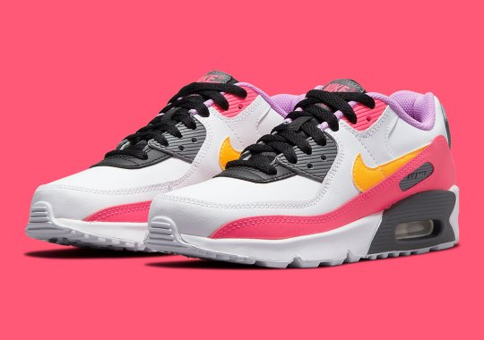 This GS-Exclusive Air Max 90 Gets Dunked In Fruit Punch