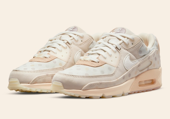 "Another Nike Air Max 90 ""Venn Diagram"" Appears In Shimmer"