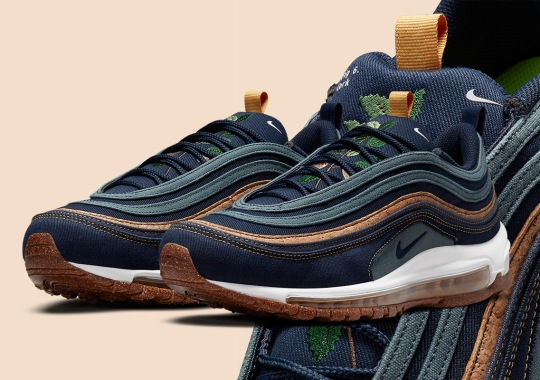 The Nike Air Max 97 Joins The Plant Based Pack On April 29th