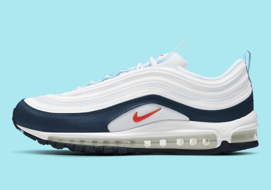 USA Colors Arrive On This Upcoming Nike Air Max 97 For Summer