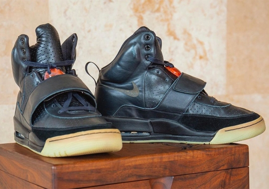 Kanye West's Nike Air Yeezy 1 Prototype Sells For $1.8 Million At Sotheby's