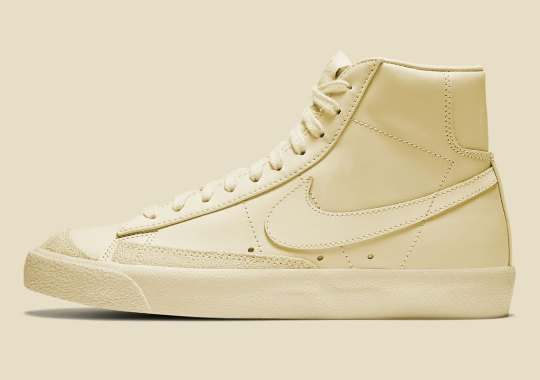 "Nike Blazer Mid '77 ""Coconut Milk"" Is Available Now"