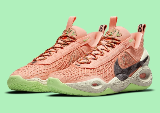 "The Nike Cosmic Unity Appears In An ""Apricot Agate"" Colorway"