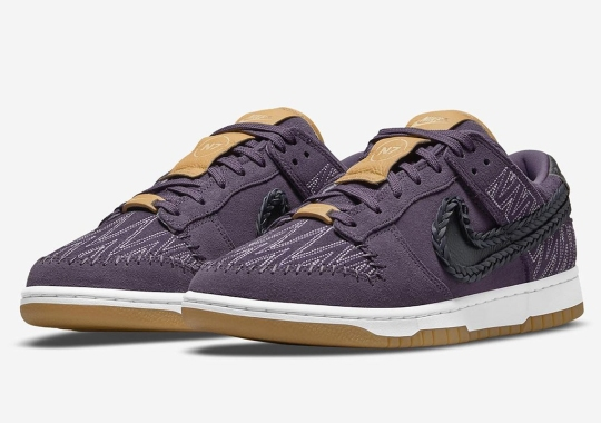 The Nike N7 Collection Evolves With This Artisan Grade Dunk Low