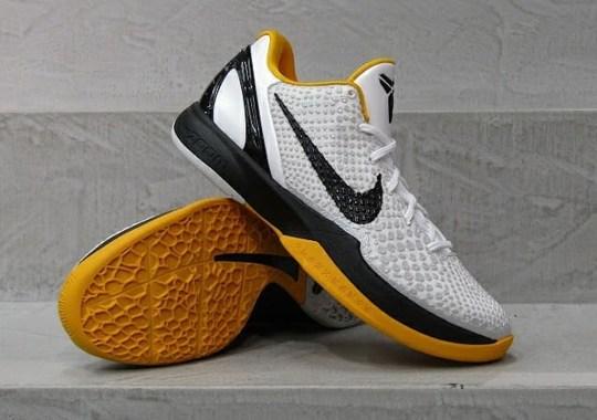 """The Nike Kobe 6 Protro """"POP"""" Is Arriving This Week In Asia"""