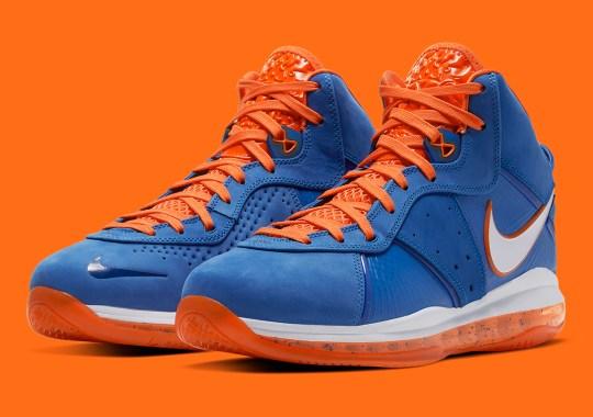 "Official Images Of The Nike LeBron 8 ""HWC"" aka ""Hardwood Classic"""