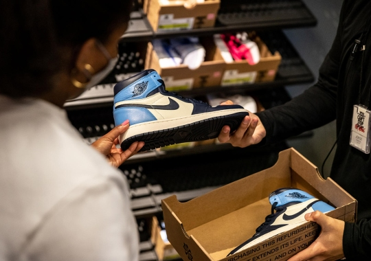 The Nike Refurbished Program Helps Solve One Of Their Biggest Problems: Returns