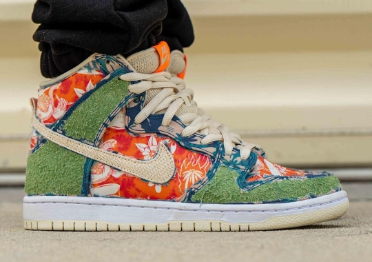 "Nike SB Dunk High ""Maui Wowie"" Rumored To Drop On 4/20"