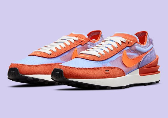 Nike's Waffle One Continues The Stacked Look Championed By Vaporwaffles And More