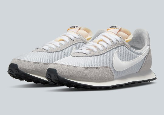 """The Nike Waffle Trainer 2 SE Gets A Lifestyle-Friendly """"Photon Dust"""""""