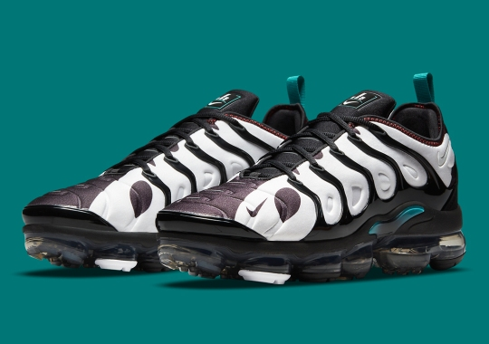 The Nike Vapormax Plus Pays Homage To Ken Griffey Jr.'s Spider-Man Catch