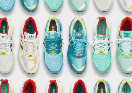 "The adidas UltraBOOST 1.0 DNA ""ZX Collection"" To Get An Early Exclusive-Drop At Packer"