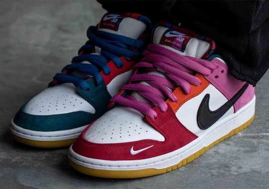 Parra Has Another Nike SB Dunk Low Coming Very Soon