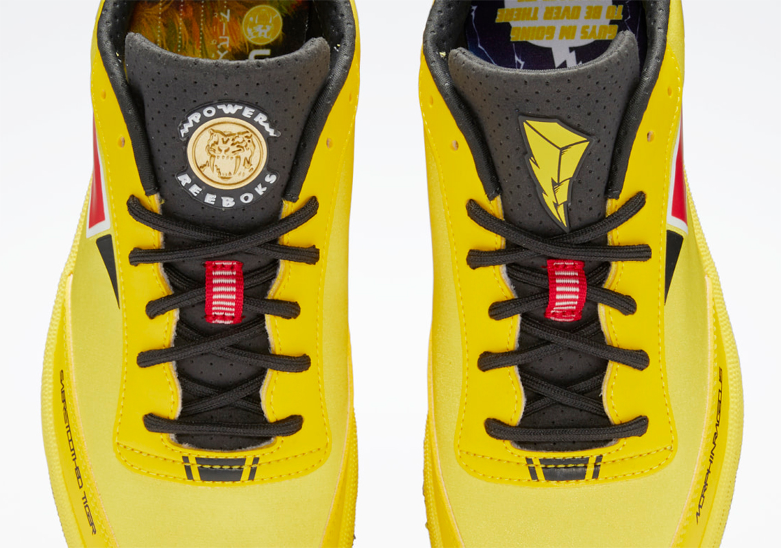 Power Rangers And Reebok Are Releasing A Collaboration On May 15th - Sneaker News