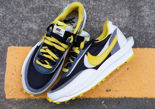sacai And UNDERCOVER Usher The Nike LDWaffle Back Into The Fold