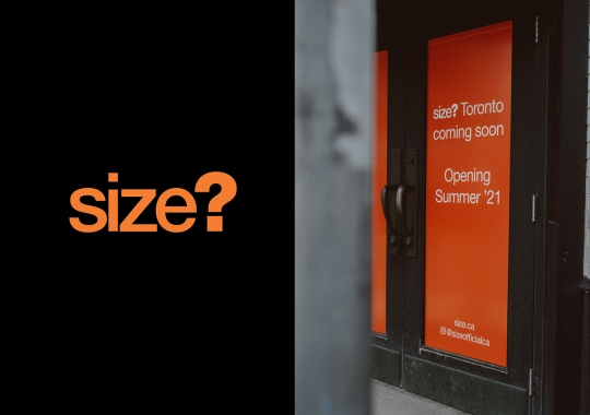 Size? Expands To Canada With Flagship Store In Toronto