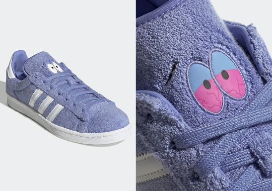 "The South Park x adidas Campus 80s ""Towelie"" Has A PSA: Don't Forget To Celebrate 4/20"