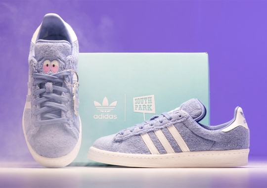 "Where To Buy The South Park x adidas Campus 80s ""Towelie"""