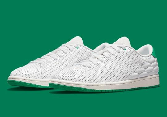 The Air Jordan 1 Centre Court Channels Tennis-Friendly Vibes