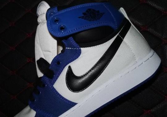 "First Look At The Air Jordan 1 KO ""Storm Blue"""