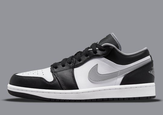"The Air Jordan 1 Low Attempts A ""Shadow 3.0"" Look"