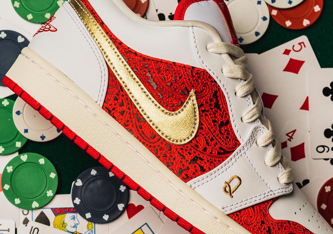 Air Jordan 1 Low Spades DJ5185-100 Store List   SneakerNews.com