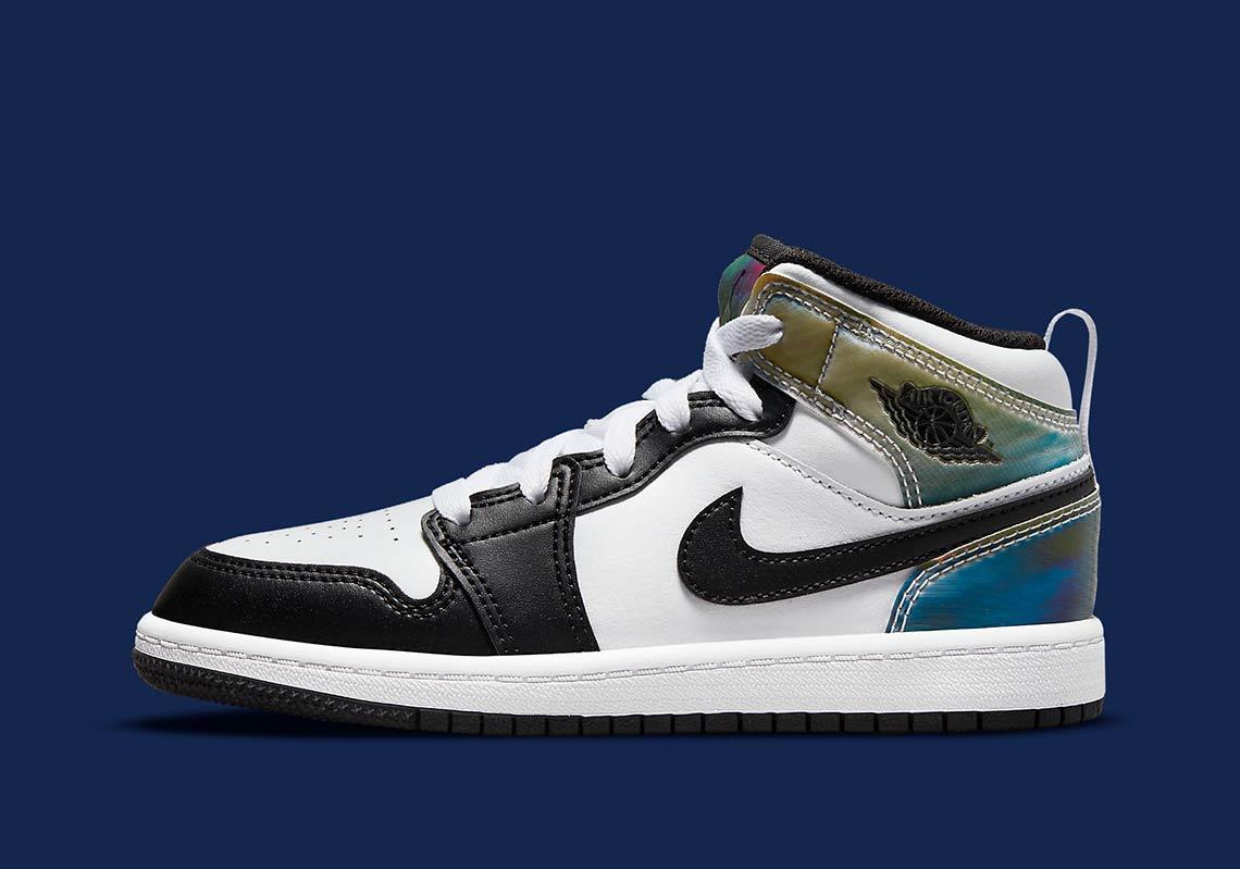Air Jordan 1 Mid Heat Reactive Release Info | SneakerNews.com