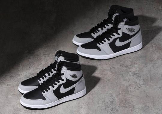 "The Air Jordan 1 ""Shadow 2.0"" Releases Tomorrow"