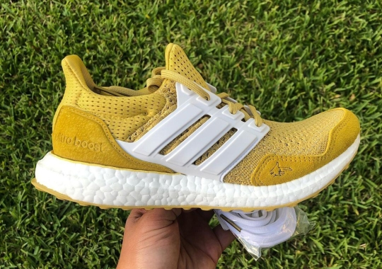Extra Butter's adidas Ultra Boost Collaboration Celebrates 25th Anniversary Of Happy Gilmore