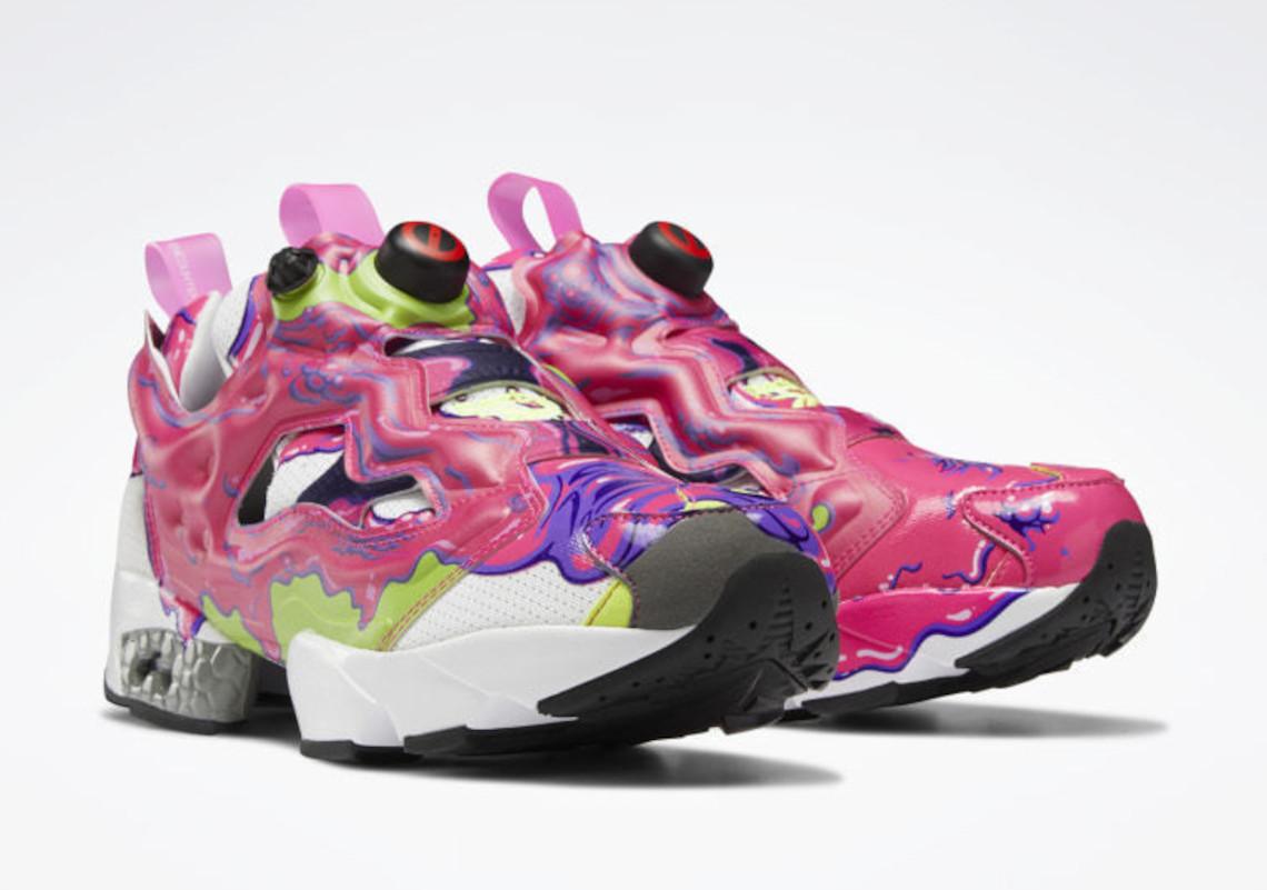 Ghostbusters Reebok Instapump Fury H03295   SneakerNews.com